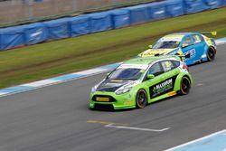 Stewart Lines, Maximum Motorsport, Daniel Welch, Goodestone Racing