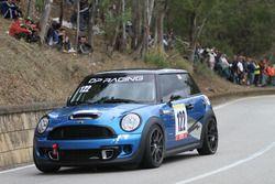 Serafino La Delfa, Mini Cooper, Scuderia Automobilistica ETN