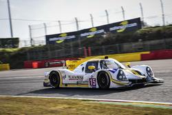 #15 RLR Msport Ligier JSP3 - Nissan: Morten Dons, Anthony Wells, Alisdair McCaig
