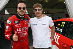 Sergey Afanasyev, SEAT León, Team Craft-Bamboo LUKOIL y Dudukalo