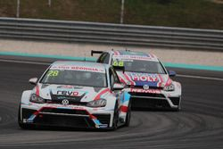Kevin Tse Wing Kin, Volkswagen Golf Gti TCR, TeamWork Motorsport