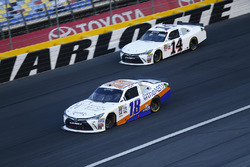 Matt Tifft, Joe Gibbs Racing, Toyota; Jeff Green, Toyota