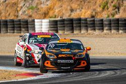 #70 SAC Racing Mazda MX-5 Cup: Elivan Goulart