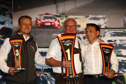 Bestes Team: 1. Wolfgang Land, Montaplast by Land-Motorsport; 2. Klaus Graf; KÜS TEAM 75 Bernhard; 3. Giovanni Ciccone, Callaway Competition
