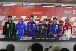 Bradley Smith, Monster Yamaha Tech 3. Maverick Viñales, Team Suzuki Ecstar MotoGP, Valentino Rossi,