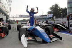 Yarış galibi Egor Orudzhev, Arden Motorsport