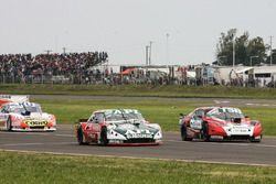 Jose Manuel Urcera, Las Toscas Racing Chevrolet, Juan Jose Ebarlin, Donto Racing Torino, Lionel Ugalde, Ugalde Competicion Ford