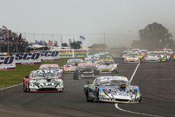 Martin Ponte, Nero53 Racing Dodge, Juan Jose Ebarlin, Donto Racing Torino, Norberto Fontana, Laborit