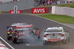 Jamie Whincup, Triple Eight Race Engineering Holden; Scott McLaughlin, David Wall, Garry Rogers Moto