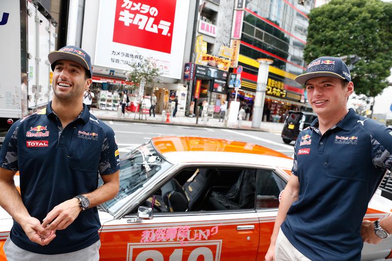Aankomst in Tokyo