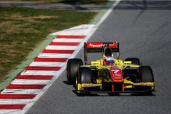 Mitch Evans, Jagonya Ayam Campos Racing