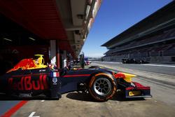 Pierre Gasly, Prema Powerteam & Meindert van Buuren, Status Grand Prix