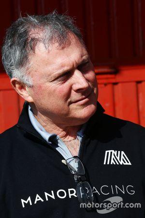Dave Ryan, Manor Racing Racing Director