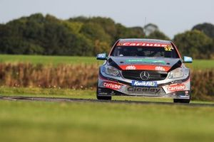 Jack Butel, Carlube Triple R Racing with Lucas & Mac Tools Mercedes-Benz A-Class