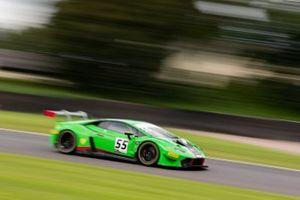 #55 JMH Auto Lamborghini Huracan GT3 EVO: John Seale, Marcus Clutton