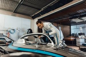 Stoffel Vandoorne, Mercedes-Benz EQ Formule E Team