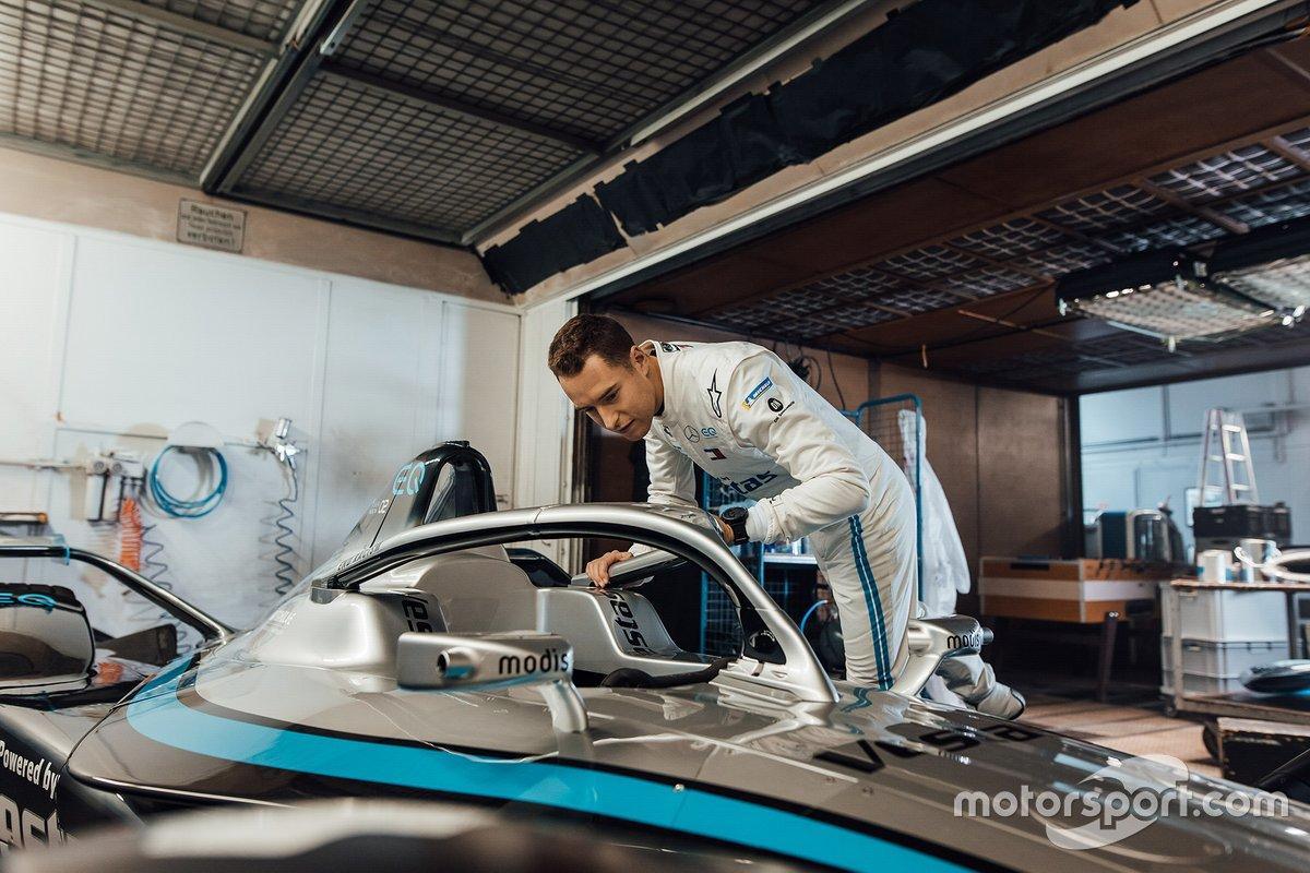 Stoffel Vandoorne, Mercedes-Benz EQ Formula E Team