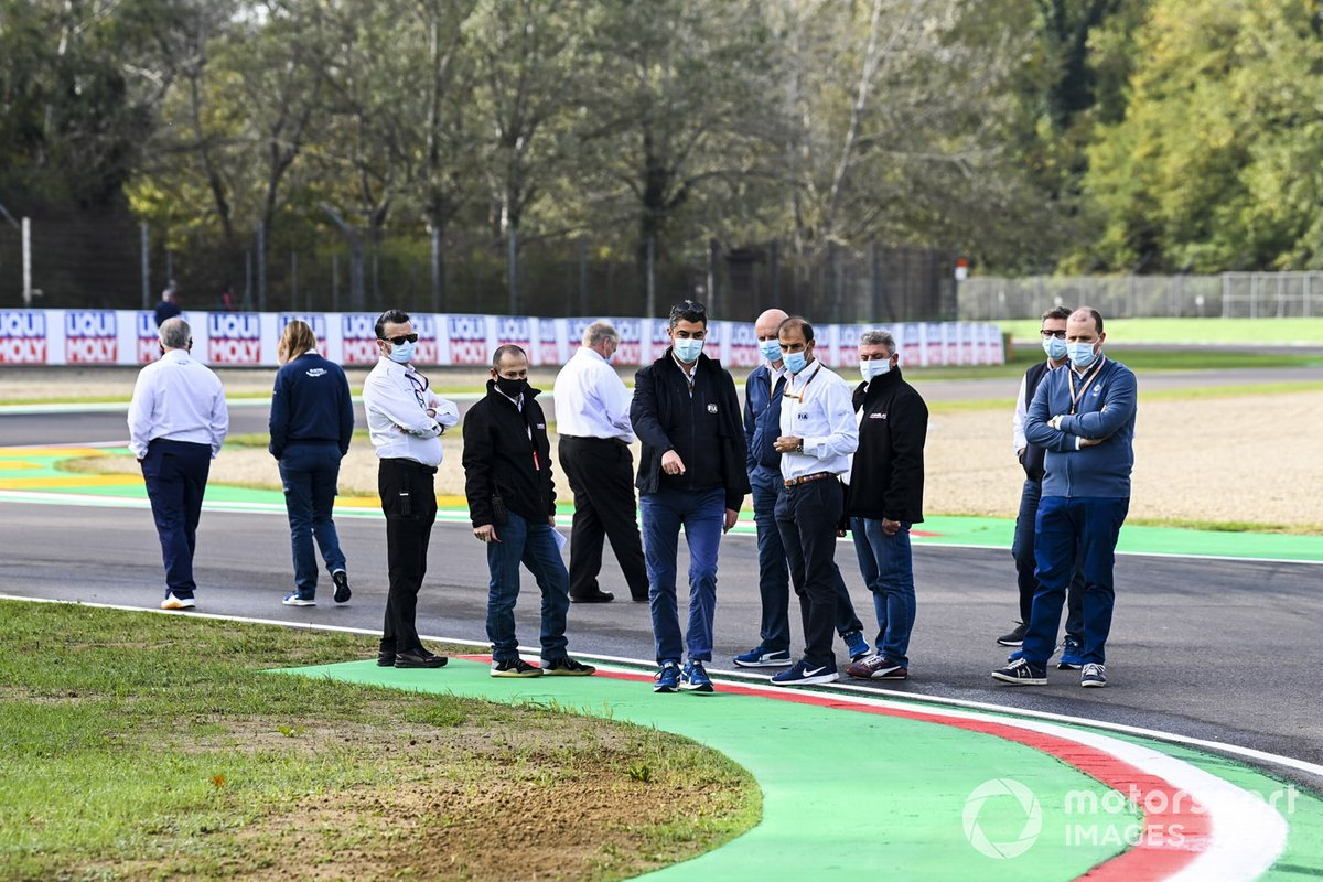 FIA officials
