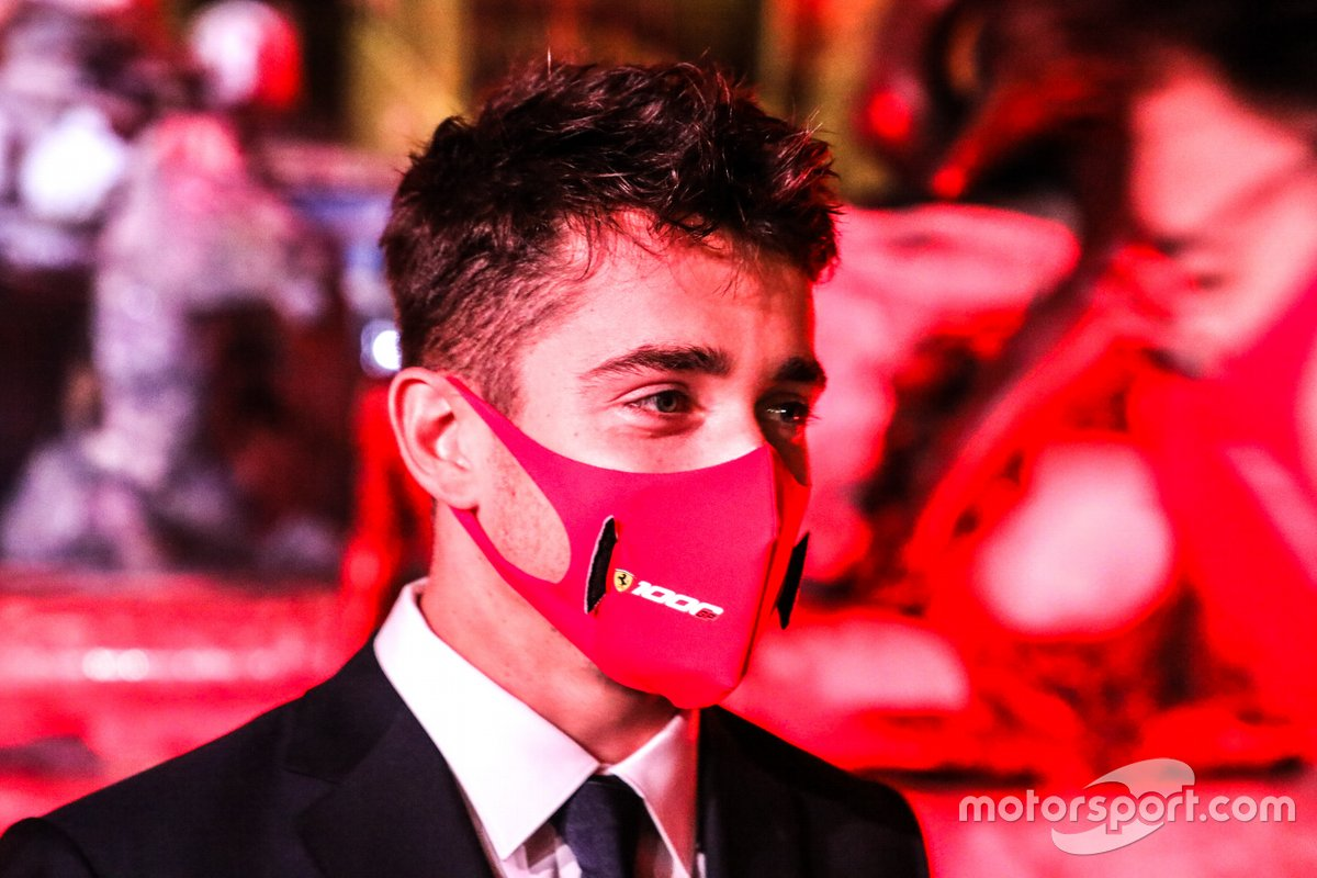 Charles Leclerc: 1107 oy