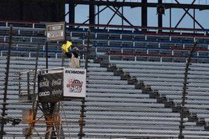 Xfinity Yellow Flag Richmond International Raceway