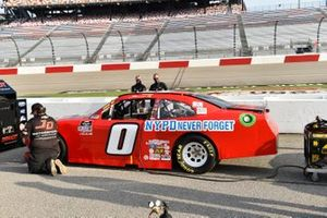 Jeffrey Earnhardt, JD Motorsports, Chevrolet Camaro TeamJDMotorsports.com