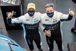 1. Yann Ehrlacher, Cyan Racing Lynk & Co 03 TCR, 2. Yvan Muller, Cyan Racing Lynk & Co 03 TCR