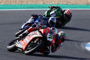 Chaz Davies, ARUBA.IT Racing Ducati, Toprak Razgatlioglu, Pata Yamaha, Jonathan Rea, Kawasaki Racing Team
