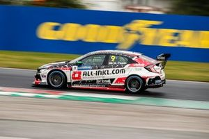 Attila Tassi, ALL-INKL.DE Münnich Motorsport Honda Civic TCR
