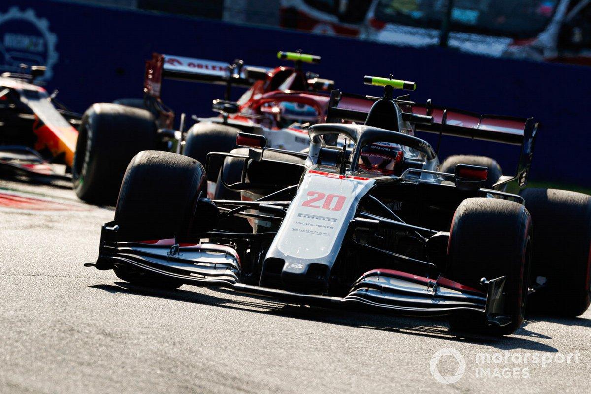 Kevin Magnussen, Haas: 6 puan