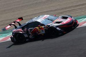 #16 Team Mugen Honda NSX-GT: Hideki Mutoh, Ukyo Sasahara