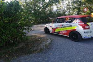 Ivan Cominelli, Igor Leone Fieni, Mediaprom Racing, SUZUKI Swift R1 RS