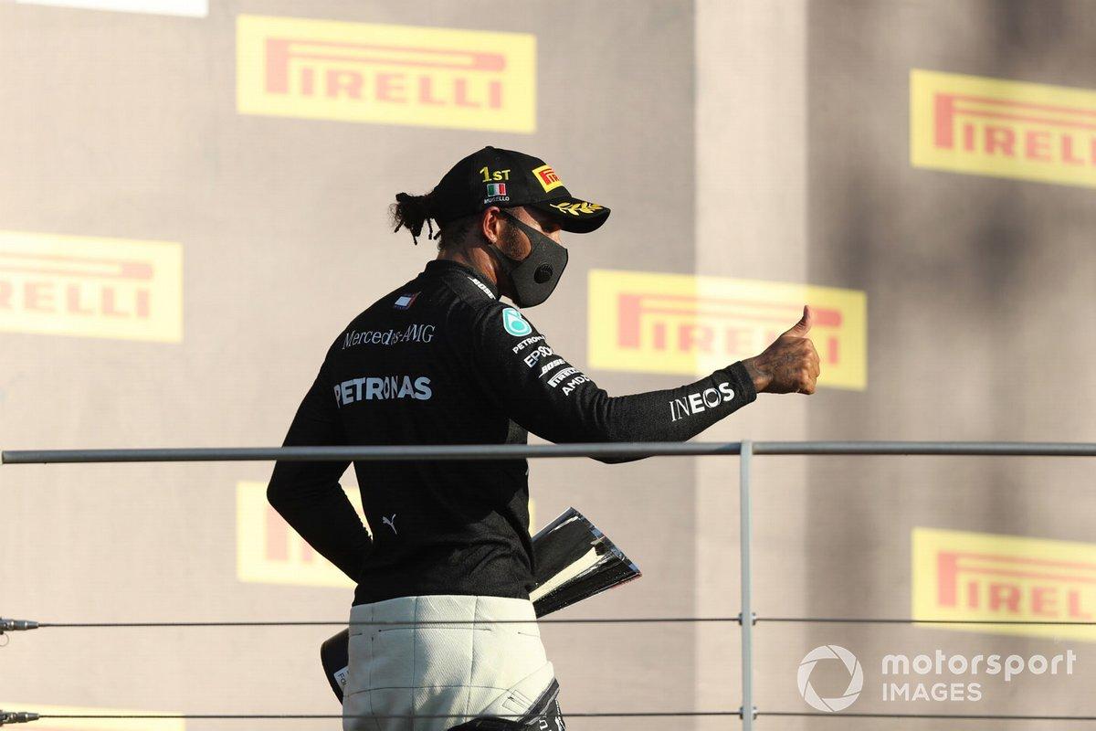 Podestplätze auf unterschiedlichen Strecken (Lewis Hamilton - 32)