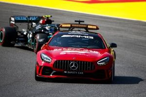 Safety Car Valtteri Bottas, Mercedes F1 W11