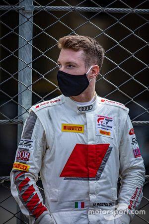 #31 Audi Sport Team Hardpoint WRT Audi R8 LMS GT3: Mirko Bortolotti