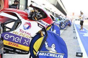 Tommaso Marcon, Tech 3 E-Racing