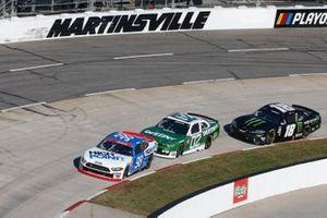 Chase Briscoe, Stewart-Haas Racing, Ford Mustang HighPoint.com Brett Moffitt, Our Motorsports, Chevrolet Camaro Destiny Homes