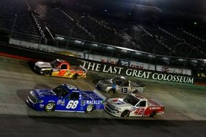 Clay Greenfield, Clay Greenfield Motorsports, Toyota Tundra Rackley Roofing, Codie Rohrbaugh, CR7 Motorsports, Chevrolet Silverado Pray for Joshua, Ross Chastain, Niece Motorsports, Chevrolet Silverado, Johnny Sauter, ThorSport Racing, Ford F-150 Vivitar