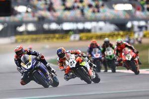 Loris Baz, Ten Kate Racing Yamaha, Michael Ruben Rinaldi, Team Goeleven