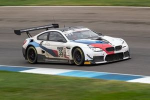 #35 Walkenhorst Motorsport BMW M6 GT3: Martin Tomczyk, Nick Yelloly, David Pittard