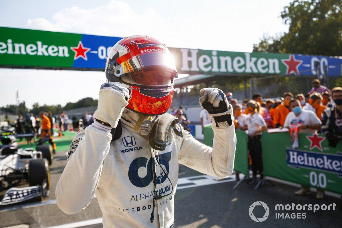 Pierre Gasly - 1 victoria