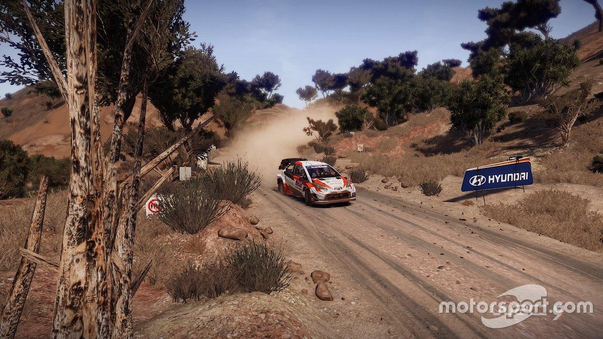 Imagen del WRC 9