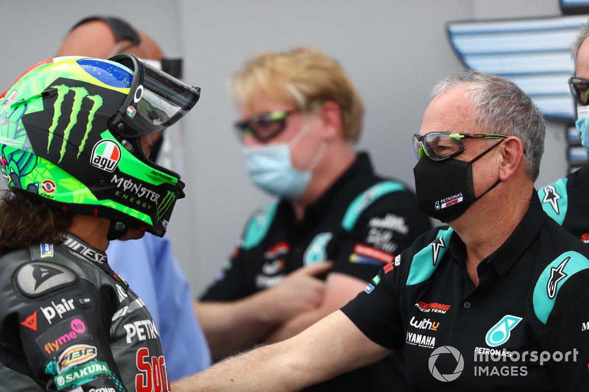 Franco Morbidelli, Petronas Yamaha SRT, Ramon Ramon Forcada