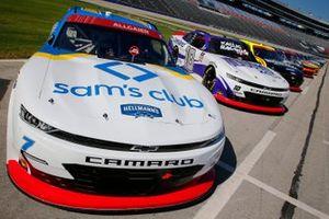 Justin Allgaier, JR Motorsports, Chevrolet Camaro Sam's Club/Hellmann's