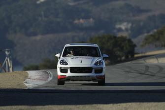 IMSA safety car Porsche