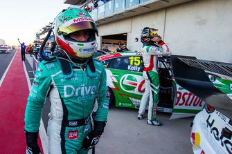 Third place Michael Caruso, Nissan Motorsport Nissan