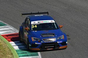 Matteo Greco, Seat Leon TCR SEQ