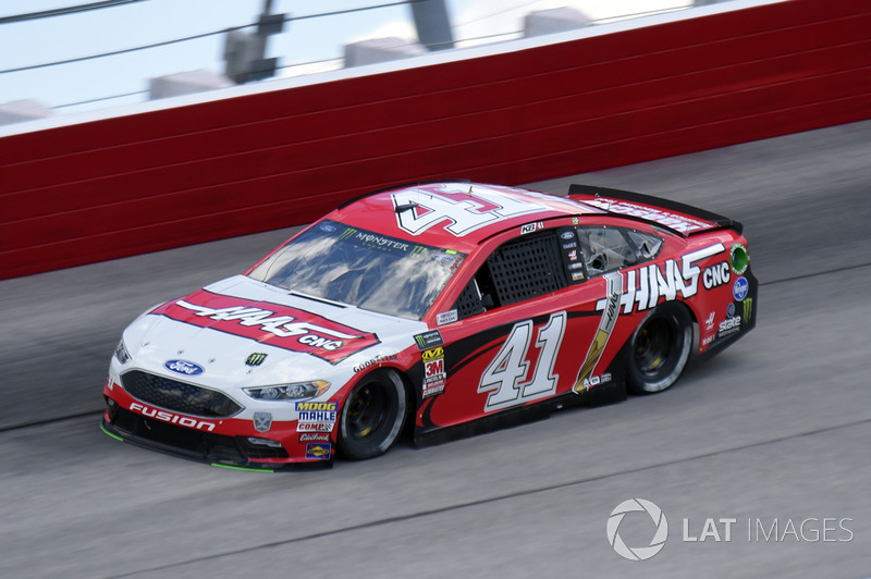 Kurt Busch, Stewart-Haas Racing, Ford Fusion