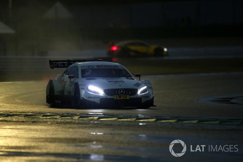 10. Paul Di Resta, Mercedes-AMG Team HWA, Mercedes-AMG C63 DTM