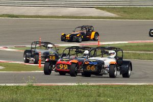 Intercity Caterham Cup mücadelesi