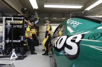 Brandon Jones, Joe Gibbs Racing, Toyota Camry Menards Mastercraft Doors